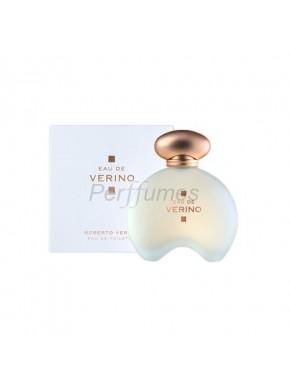 perfume Roberto Vernio Eau de Verino edt 50ml - colonia de mujer