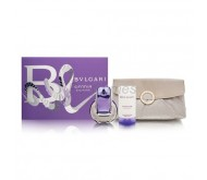 Bvlgari Omnia Amethyste edt 65ml + Body Milk 75ml + Neceser