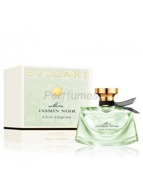 perfume Bvlgari Mon Jasmin Noir l'eau Exquise edt 75ml - colonia de mujer