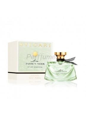 perfume Bvlgari Mon Jasmin Noir l'eau Exquise edt 50ml - colonia de mujer