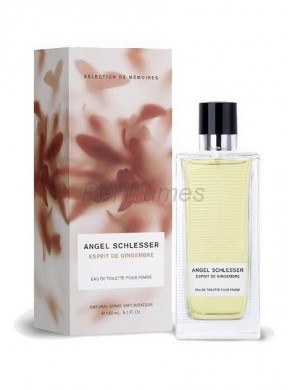 perfume Angel Schlesser Esprit de Gingembre edt 150ml - colonia de mujer