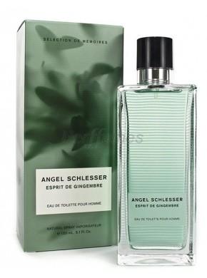 perfume Angel Schlesser Esprit de Gingembre homme edt 150ml - colonia de hombre