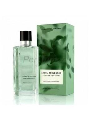 perfume Angel Schlesser Esprit de Gingembre homme edt 50ml - colonia de hombre
