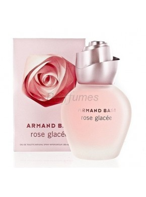 perfume Armand Basi Rose Glacée edt 100ml - colonia de mujer