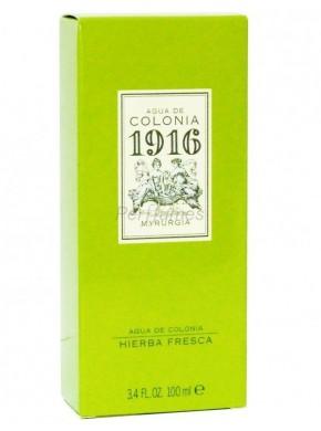 perfume Myrurgia Agua de Colonia 1916 Hierba Fresca edc 100ml - colonia de hombre