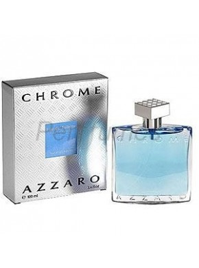 perfume Azzaro Chrome edt 50ml - colonia de hombre