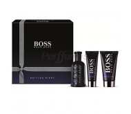 Boss Bottled Night edt 100ml + Gel 50ml + After Shave 75ml