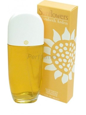 perfume Elizabeth Arden Sunflowers edt 100ml - colonia de mujer