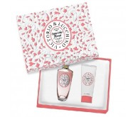 Tentacion De Rosas edt 100ml + Body Milk 100ml