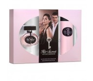 Her Secret edt 50ml + Deo Spray 150ml