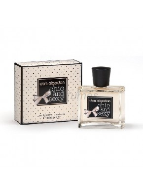 perfume Don Algodon Chic And Sexy edt 100ml - colonia de mujer