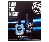 Pacha Ibiza Night Instinct edt 30ml + Deo Spray 150ml