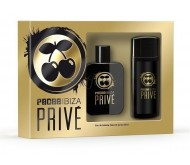 Pacha Ibiza Prive edt 50ml + Gel 75ml