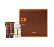 Boss Orange Man edt 100ml + After Shave 75ml + Gel 50ml