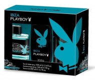 PlayBoy Ibiza edt 100ml + Deo 150ml + Gel 250ml
