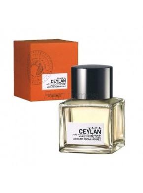 perfume Adolfo Dominguez Viaje a Ceylan edt 50ml - colonia de hombre
