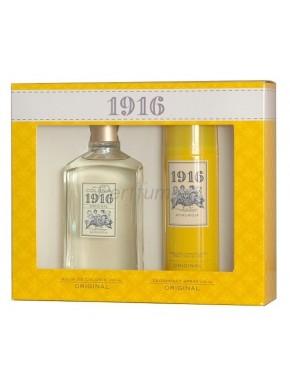perfume Myrurgia Agua de Colonia 1916 Original edc 150ml + Deo 200ml - colonia de hombre