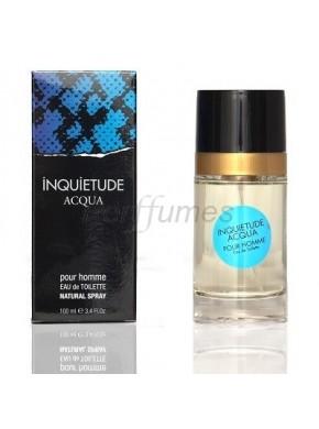 perfume Briseis Inquietude Acqua pour Homme edt 100ml - colonia de hombre