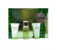 Zinnia edt 50ml + Body Lotion 50ml + Gel 50ml