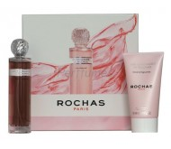 Les Cascades de Rochas edt 100ml + Body Lotion 150ml