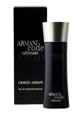 perfume Armani Code Ultimate Intense Code Ultimate edt Intense 50ml - colonia de hombre