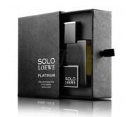 Solo Loewe Platinium edt 50ml