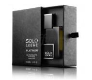 Solo Loewe Platinium edt 100ml