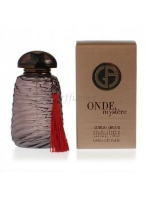 perfume Armani Onde Mystere edp 100ml - colonia de mujer