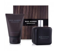 Basi Homme edt 125ml + After Shave Balm 100ml