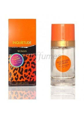 perfume Briseis Inquietude Woman edt 100ml - colonia de mujer