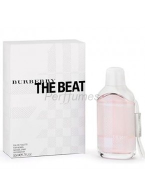 perfume Burberry The Beat edp 75ml - colonia de mujer