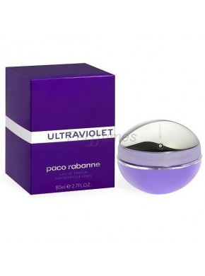 perfume Paco Rabanne Ultraviolet edp 80ml - colonia de mujer