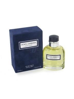 perfume Dolce Gabbana pour Homme edt 125ml - colonia de hombre