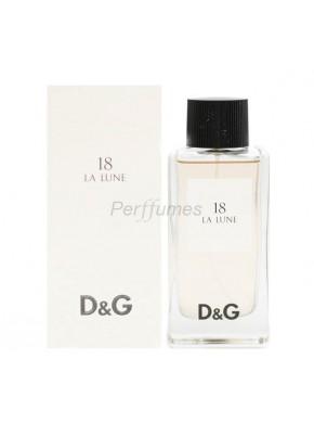 perfume Dolce Gabbana D&G 18 La Lune edt 100ml - colonia de mujer