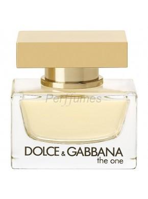 perfume Dolce Gabbana The one edp 75ml - colonia de mujer
