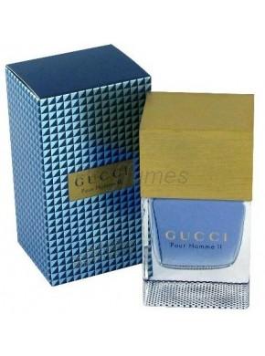 perfume Gucci II pour Homme edt 50ml - colonia de hombre