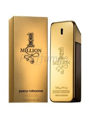 perfume Paco Rabanne 1 Million edt 50ml - colonia de hombre