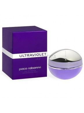 perfume Paco Rabanne Ultraviolet edp 50ml - colonia de mujer