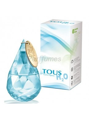 perfume Tous H2O edt 50ml - colonia de mujer