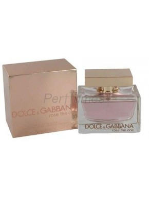 perfume Dolce Gabbana Rose The One edp 75ml - colonia de mujer
