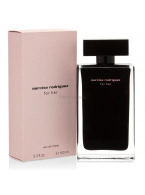 perfume Narciso Rodriguez For Her edt 100ml - colonia de mujer
