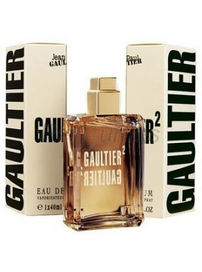 perfume Jean Paul Gaultier 2 2x 2 edp 2x40ml 80ml - colonia de unisex