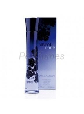 perfume Armani Code Femme edp 75ml - colonia de mujer