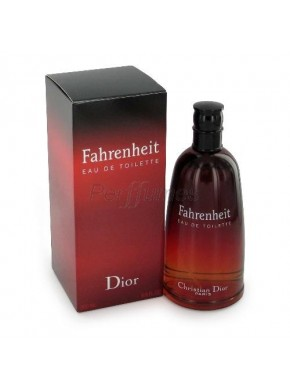 perfume Dior Fahrenheit edt 200ml - colonia de hombre
