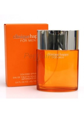 perfume Clinique Happy Men edc 100ml - colonia de hombre