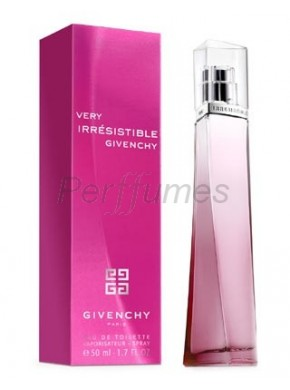 perfume Givenchy Very Irresistible edt 75ml - colonia de mujer