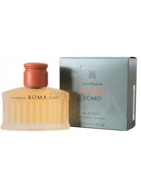perfume Laura Biagiotti Roma Uomo edt 125ml - colonia de hombre