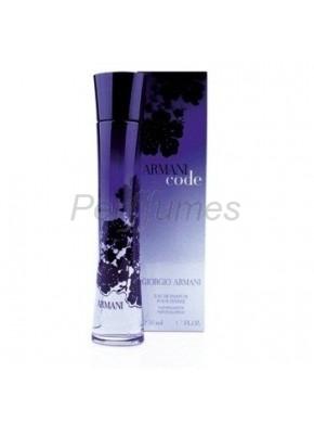 perfume Armani Code Femme edp 50ml - colonia de mujer