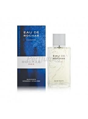 perfume Rochas Eau Homme edt 200ml - colonia de hombre