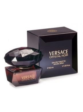 perfume Versace Crystal Noir edt 90ml - colonia de mujer